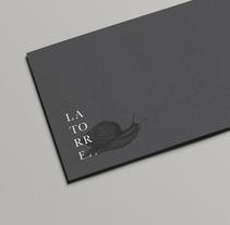 La Torre.. Un proyecto de Diseño, Br e ing e Identidad de Sonia Castillo         - 04.04.2015