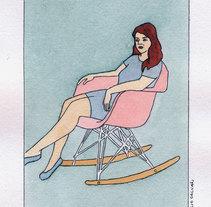 Página para TENMAG. Un proyecto de Ilustración de Ajo Galván - Domingo, 01 de septiembre de 2013 00:00:00 +0200