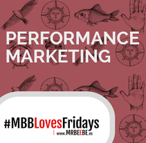 MMB loves Fridays. A Illustration, and Animation project by Eva G. Navarro         - 07.04.2015