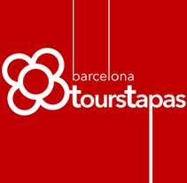 Logo y web barcelonaToursTapas. A Photograph, UI / UX, Art Direction, Br, ing, Identit, Graphic Design, Interactive Design, Web Design, and Web Development project by david  lasheras  - 08-12-2014