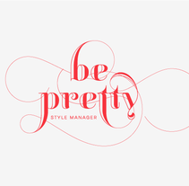 Be Pretty. A Art Direction, Br, ing, Identit, and Graphic Design project by ailoviu  - 09-11-2014