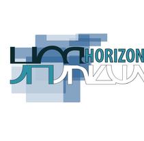 horizon logo. A Graphic Design project by julio alberto bragado gomez         - 11.04.2015
