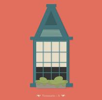 Ventanario. A Illustration project by Rocio Atrio - 25-04-2015