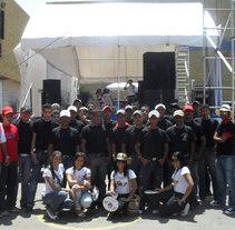 Logística y Seguridad para Eventos. A Events project by Rojo Estrategias         - 28.04.2015
