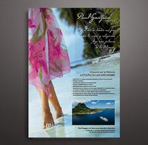 Publicidades para diferentes navieras de lujo. Un proyecto de Dirección de arte, Diseño y Diseño gráfico de Àngela Curto - Domingo, 04 de enero de 2015 00:00:00 +0100