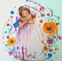 Acuarela y  acrílico. Un proyecto de Ilustración y Bellas Artes de Almudena Cardeñoso         - 04.05.2015