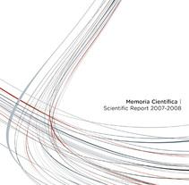 Portada para anuario científico. Um projeto de Design editorial e Design gráfico de Thomas Sailer         - 30.04.2009