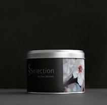 Envase de frutos secos Selection by Son Sánchez. Um projeto de Packaging de Africa Torres         - 12.05.2015