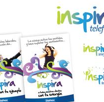 Telefónica. Un proyecto de Dirección de arte y Diseño gráfico de Pablo Núñez Argudo         - 02.02.2010
