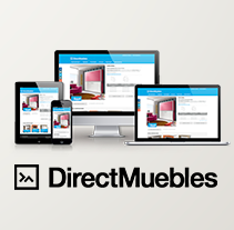 Direct Muebles - Responsive Design. A UI / UX, Web Design, and Web Development project by Borja Cabeza Cabello - 13-05-2015