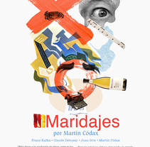MARTÍN CÓDAX. A Design, Illustration, and Collage project by mauro hernández álvarez - May 22 2015 12:00 AM