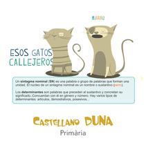 CASTELLANO DUNA. Un proyecto de Diseño editorial y Multimedia de Xiduca          - 26.05.2015