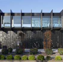 Estadio Gimnástica de Torrelavega. Campos del Malecón. . A Photograph, and Architecture project by pgolvat         - 01.06.2015