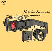 Ilustraciones . Un proyecto de Diseño, Multimedia y Diseño de producto de leonardo Sánchez Puerto         - 03.06.2015