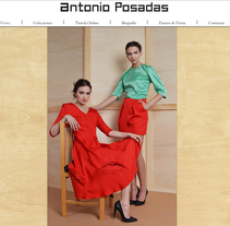 ANTONIO POSADAS LOOKBOOK . A Fashion project by Miguel Zaragozá Abellán         - 04.06.2015