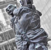 Esculturas del mundo. A Photograph project by Mª Concepción Tomás Rivera         - 09.06.2015