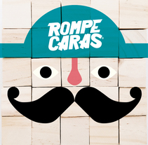 Rompe Caras Puzzle. A Illustration, Game Design, To, and Design project by mopisio - 01-02-2017