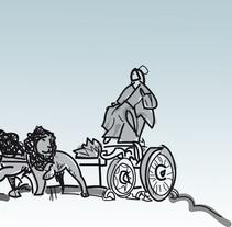 Iconos de Madrid. Um projeto de Ilustração de lauralpajaron         - 16.06.2015