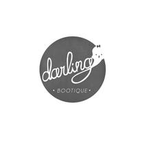 DARLING BOOTIQUE.IDENTIDAD.. Um projeto de Br, ing e Identidade e Design gráfico de cakes and ink         - 17.06.2015