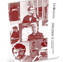Diálogos 10. Um projeto de Design editorial e Design gráfico de Juliana Muir         - 10.12.2013