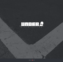 Under. A Web Design, and Web Development project by eduardo david alonso madrid - 29-06-2015