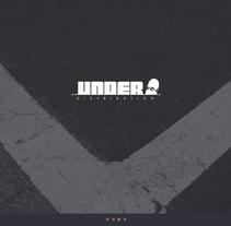 Under. Un proyecto de Diseño Web y Desarrollo Web de eduardo david alonso madrid - 29-06-2015