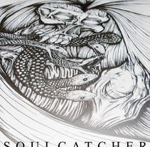Soulcatcher. A Illustration project by Mikel Urtasun Osacar         - 02.07.2015