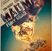 Mad Max: Fury Road. A Illustration, and Film project by Laura  Racero         - 07.07.2015