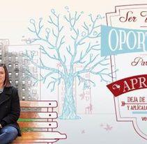 Campañas para Forja Chile. Um projeto de Design de eva_maria_romero - 31-10-2013