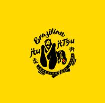 Brazilian Jiu Jitsu. Un proyecto de Dirección de arte, Br, ing e Identidad y Diseño gráfico de Jorge González Molinero         - 17.07.2015