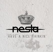 Nesta personal branding. Um projeto de Design, Br, ing e Identidade e Design gráfico de Natalia Beato Pérez         - 20.07.2015