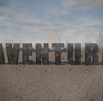 Intro 3D para evento. Um projeto de 3D de Carmen Aldomar         - 21.05.2015