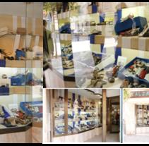 Diseño real de un escaparate. Un proyecto de Diseño de Alberto Sánchez Bermejo         - 21.05.2013