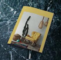Lowe Home - Proyecto Personal Editorial. Un proyecto de Dirección de arte, Br, ing e Identidad, Diseño editorial y Diseño gráfico de Ales Santos - 30-07-2015