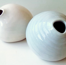 Jarrón de cerámica / Ceramic vase. A Crafts, and Product Design project by Sara pdf         - 28.02.2015