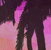 """Títulos de crédito y gráfica """"El Hombre Equivocado"""". Un proyecto de Ilustración, Animación, Dirección de arte, Diseño de títulos de crédito y Pintura de Natalia Peña - 04-05-2012"""