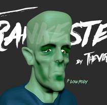 Mi Proyecto del curso Modelado de personajes en 3D. Un proyecto de 3D de miguel virumbrales         - 04.08.2015