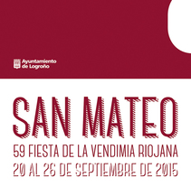 San Mateo 2015. A Design, and Graphic Design project by Noelia Fernández Ochoa         - 13.08.2015