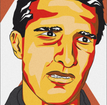 Resultado variado curso ilustra con aguarrás y vencerás. Um projeto de Ilustração de Felipe Hodgson         - 15.08.2015