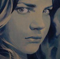 PINTURA MURAL. A Fine Art project by Natalia Navarro - 15-08-2015
