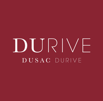 Dusac Durive. A Br, ing, Identit, Graphic Design, T, and pograph project by Carles Ivanco Almor         - 07.08.2015