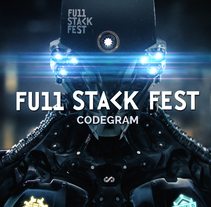 Full Stack Fest. A Motion Graphics, 3D, and Animation project by Morphika         - 19.08.2015