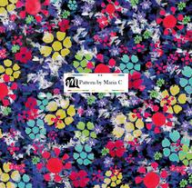 Patrones textiles para la marca urbana de Benito Fernandez Diseñador Argentino. Um projeto de Design de Maria de los Angeles Cejas - 22-05-2016