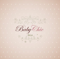 Baby Chic Ibiza. A Br, ing, Identit, and Graphic Design project by Kiku López         - 27.08.2015