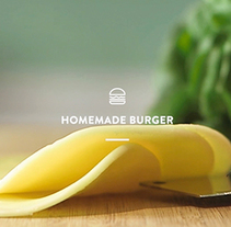A burger in #140frames. A Cooking project by Christian Baumgartner         - 28.08.2015