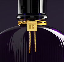 Tom Ford | Velvet Orchid. A Advertising, 3D, and Product Design project by Javier Albañil Mogollón         - 30.06.2015