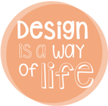 Design is a way of life ♥ . Un proyecto de Diseño de Florencia  Vargas - 07-09-2015