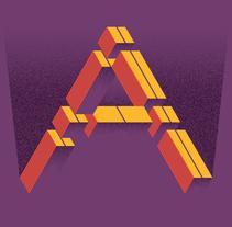 36 days of type. Un proyecto de Diseño gráfico y Tipografía de Manolo Frausto         - 12.09.2015