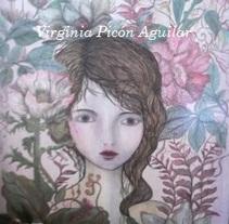 Ilustración. Un proyecto de Ilustración de Virginia Picón Aguilar         - 20.01.2013