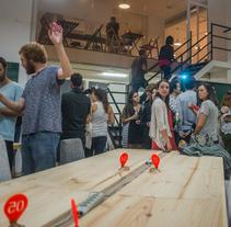 Grand Opening!. Un proyecto de Diseño, 3D, Diseño de complementos, Arquitectura, Gestión del diseño, Eventos, Diseño industrial, Escultura y Diseño de juguetes de AttA - 20-09-2015